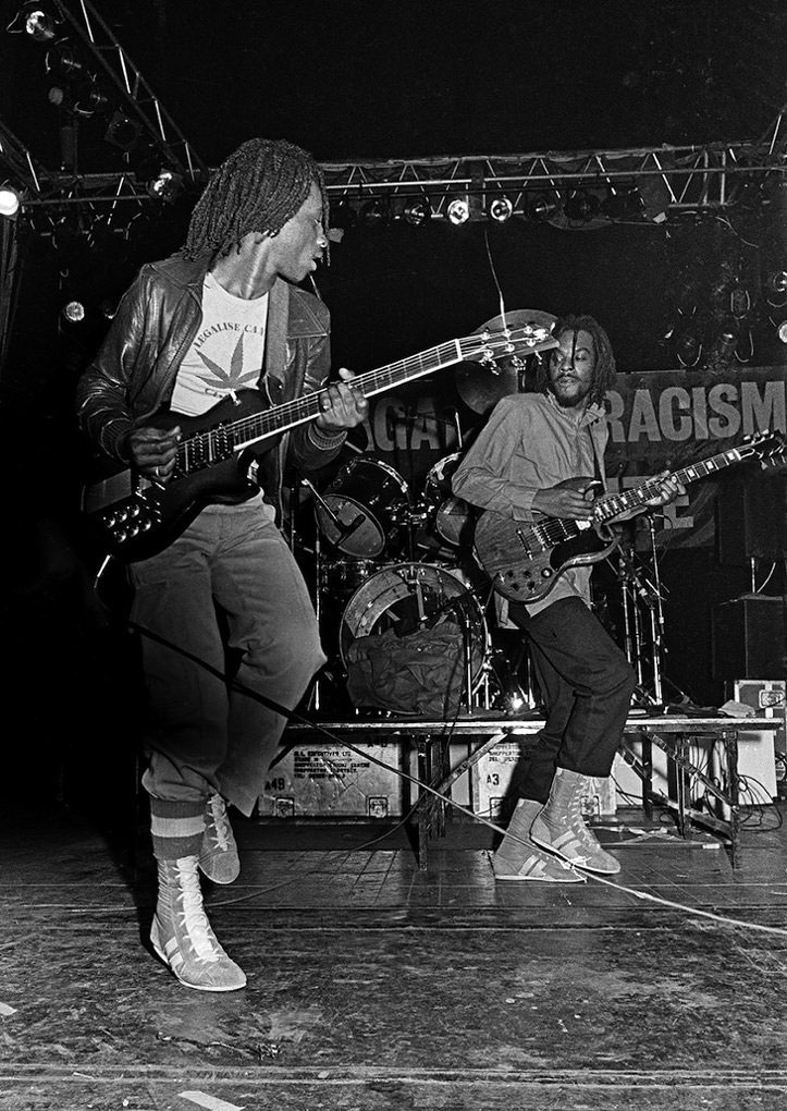 Aswad at the Rainbow 1979