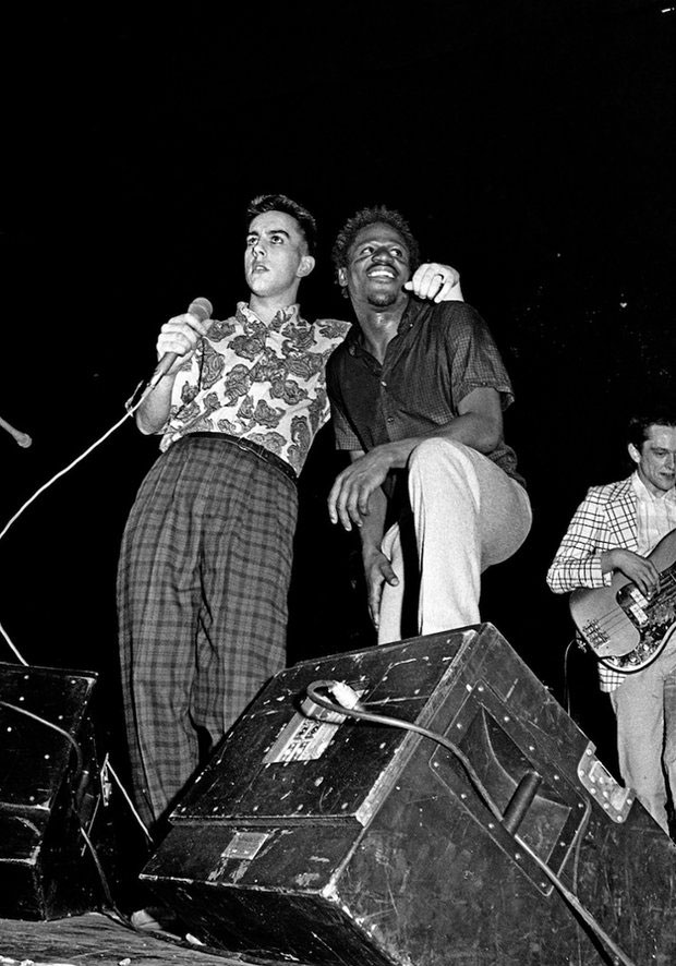The Specials, RAR/ANL carnival,, Leeds, 1981