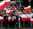 Silent march for Polish hate crime victim in Harlow