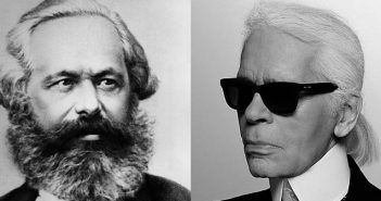 Marx and Lagerfeld: two German Karls and the world of fashion