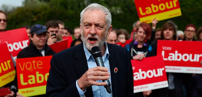 Forged in the fire of protest: why Jeremy Corbyn is a prime minister for the many