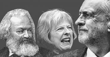 Does Theresa May have more in common with Karl Marx than Jeremy Corbyn does?