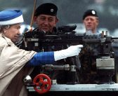 God save the Queen and her family as they lubricate Britain's wars
