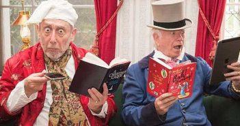 Bah! Humbug! Michael Rosen rewrites A Christmas Carol for modern age of austerity