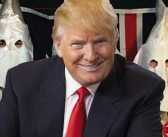 The truth can no longer be avoided or sugarcoated: we have a racist in the White House